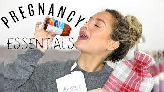PREGGO MUST HAVES | Pregnancy Essentials | Elanna Pecherle