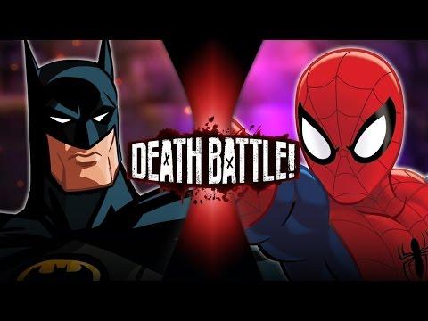 Xxx Mp4 Batman VS Spider Man DC VS Marvel DEATH BATTLE 3gp Sex