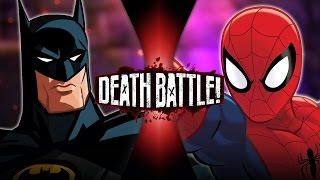 Batman VS Spider-Man | DEATH BATTLE! | ScrewAttack!