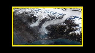 Climate change can tear down mountains