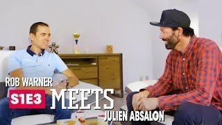 Training & Ripping Trail w/ XC Mountain Biker Julien Absalon : Rob Meets Ep 3