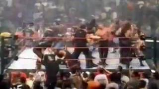 Stone Cold Returns To Save WWF