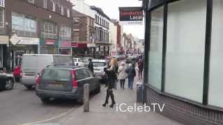 Melissa Reeves Shopping in Liverpool