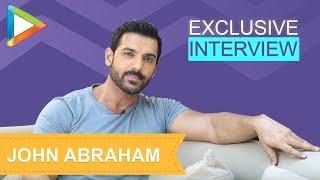 "John Abraham: ""Why should Aamir Khan not do Mahabharat?"" | Parmanu: The Story of Pokhran"