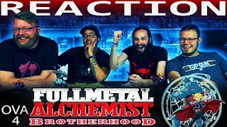 Fullmetal Alchemist: Brotherhood OVA 4