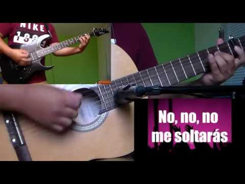 Xxx Mp4 Rojo No Me Soltarás Cover Por Omar R 3gp Sex