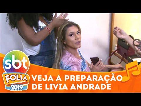 Xxx Mp4 Confira A Preparação De Livia Andrade Para O Carnaval SBT Folia 2019 3gp Sex