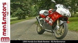 1999 Honda Evo Blade Review - RS Performance