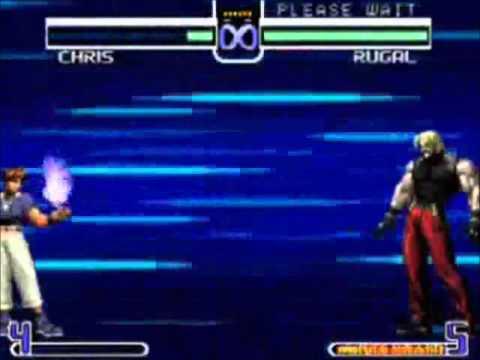 King Of Fighter 2002 Escondidos u Ocultos