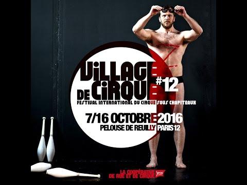 Village de cirque#12 - 2016