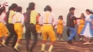 Balayya Balayya Video Song || Lorry Driver Movie || Balakrishna, Vijayashanthi