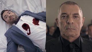 مشهد موت شريف العطار  .. وانتقام زين العطار له 😱 .. انتظروا الأب الروحي الموسم الثاني قريبا على dmc