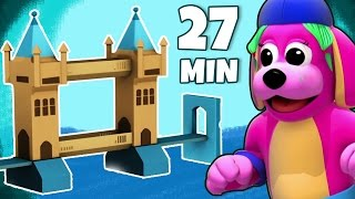 London Bridge Is Falling Down | Popular Nursery Rhymes Collection For Kids by Raggs TV