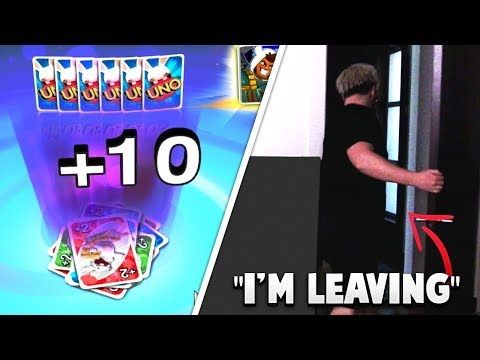 THIS Is The WORST Uno GAME EVER
