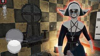 Играю в новую часть Злой Монахини - Nun Evil sister