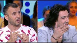 تلاسن بين لطفي العبدلي وشمس الدين باشا