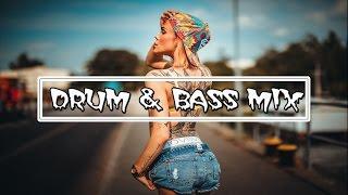 Best Drum & Bass Mix 2017 | Best Party, Dance & DnB Charts Remixes Of Popular Songs #8  #MonkeyMixes