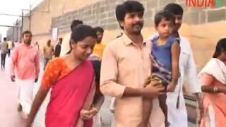 Sivakarthikeyan happy with  Remo movie Success//INDIA TV Telugu