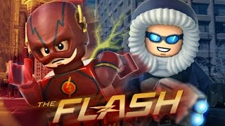 LEGO CW : The Flash & Captain Cold - Showcase