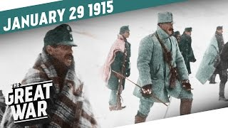 All Or Nothing - Winter Offensive In The Carpathians I THE GREAT WAR Week 27