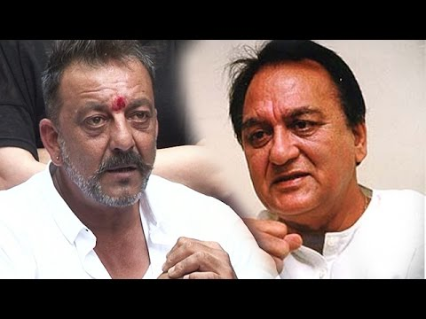Sanjay Dutt Remembers His Father Sunil Dutt | Gets EMOTIONAL