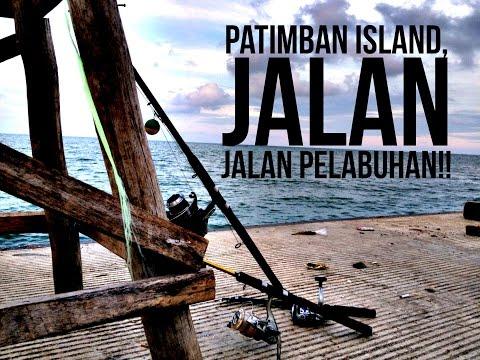 Inidia Tempat Liburan Asik Sanbil Mancing Di Pelabuhan Patimban Subang