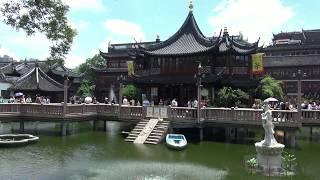 China 2017 - Shanghai  - Jade Buddha Temple and YuYuan garden