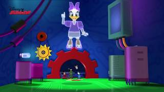 Mickey Mouse Clubhouse | Fix The Mousekedoer! | Disney Junior UK