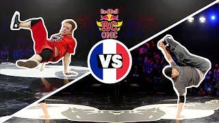 Red Bull BC One Finals: Wing vs. Taisuke