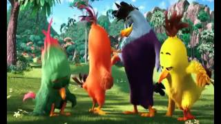 The Angry Birds Movie - Official Hindi Teaser Trailer 2016
