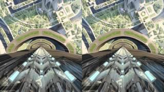 [3D SBS] OSVR Vomit Coaster (free app for OSVR is available)