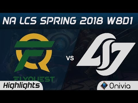 Xxx Mp4 FLY Vs CLG Highlights NA LCS Spring 2018 W8D1 Flyquest Vs Counter Logic Gaming By Onivia 3gp Sex