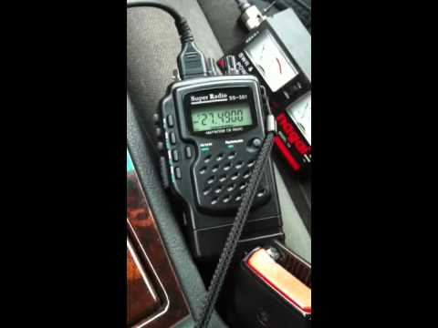 30LV257 NEW Super Radio SS 301 CB SSB Walkie Talkie 4