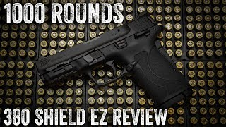 The Best Shield Yet? 380 Shield EZ Review