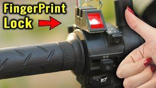 How to Make Fingerprint Bike Starter