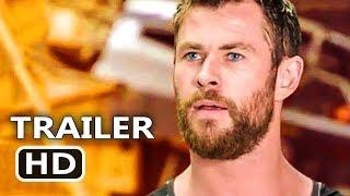 AVENGERS 3 INFINITY WAR Official THOR Trailer Tease (2018) Superhero Movie HD