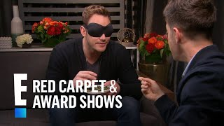 """Chris Pratt Plays """"What Is My Snack?"""" 
