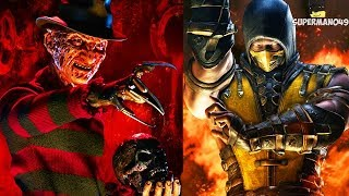 Mortal Kombat Vs DC 2 Or Horror Movie Fighting Game By Netherrealm?!