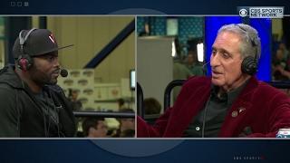Gottlieb: Arthur Blank and Michael Vick talk Falcons