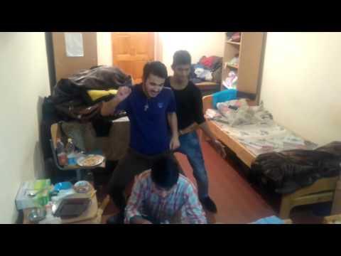 Bsmu hostel 4 crazy dance