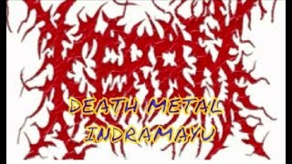 KERAM DEATH METAL - kutukan itu terkutuk #single 2  full hd