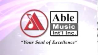 videoke able music videoke logo