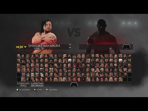Xxx Mp4 WWE 2K17 ALL CHARACTERS DLC PACKS ARENAS MOVES 2K SHOWCASE AND BELTS UNLOCKED XBOX 360 PS3 3gp Sex