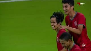 دوري الشباب U19: الموسم 18-19 -  اهداف المباراة : الدحيل 5 - 0 السد
