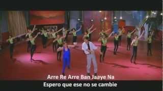 Are re are - Dil to pagal hai  Sub español e hindi