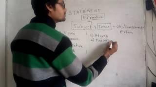 English Grammar Tutorial in Bengali (1)