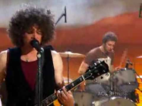 Wolfmother - Woman Live at AOL Music Sessions