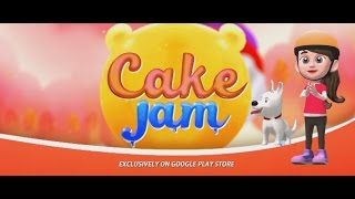 Cake Jam - Official Android Game Trailer HD