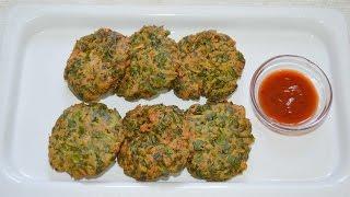 Bhaji Vada Recipe || By Sapna Mukesh