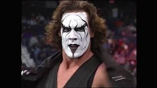 WCW Vampiro vs Sting